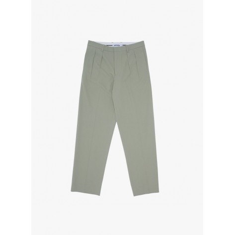Fucking Awesome - Pleated Pants - Soft Lime