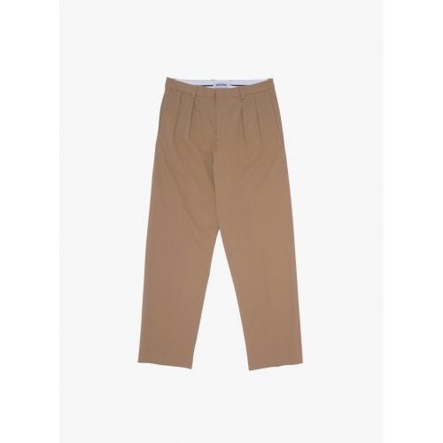 Fucking Awesome - Pleated Pants - Khaki