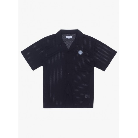 Fucking Awesome - Jersey Mesh Club Shirt - Black
