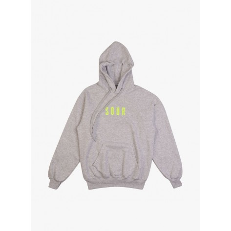 Sour - Sour Army Hood – Heather Grey