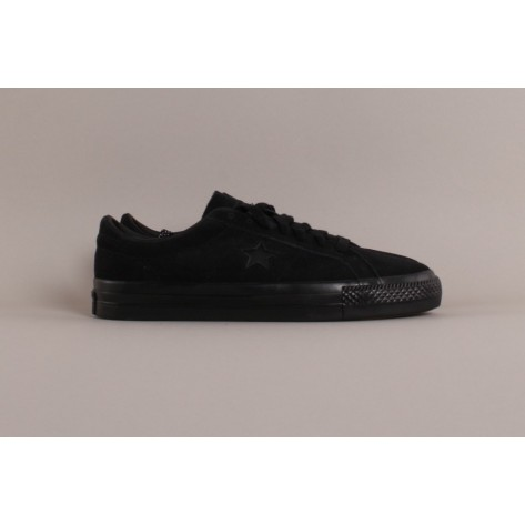 Converse CONS - One Star Pro OX – Black / Black