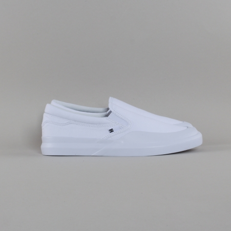 DC Shoes – Infinite Slip – White / White