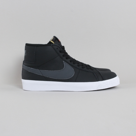 Nike – Blazer Mid ISO – Orange Label
