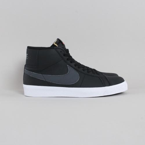 Nike – Blazer Mid ISO – Orange Label