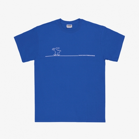 Rave – Cavendoli Tee – Royal Blue