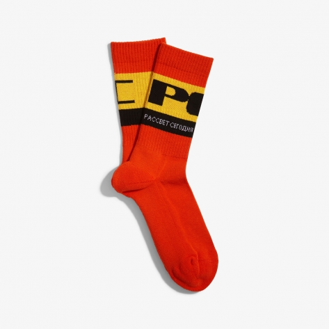 Rassvet – Sport Socks – Red