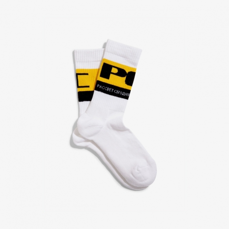 Rassvet – Sport Socks – White