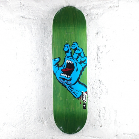 Santa Cruz – Screaming Hand – Green