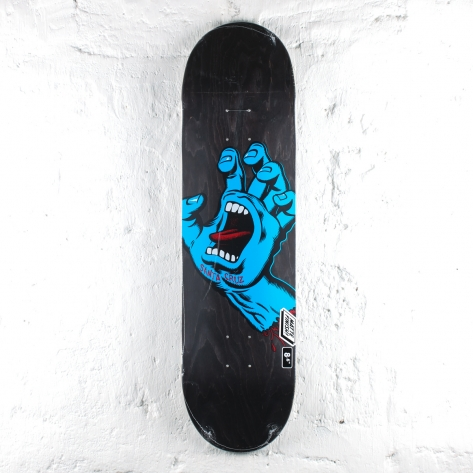 Santa Cruz – Screaming Hand – Black