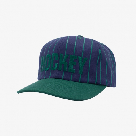 Hockey - Hockey Striped 5-Panel - Navy / Green