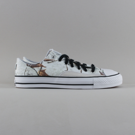 Converse CONS – CTAS Pro Low OX x Realtree - White