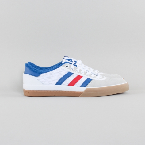 Adidas – Lucas Premiere – White / Blue / Red
