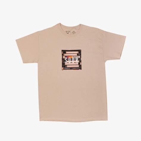 Sour - VHS Tee - Sand