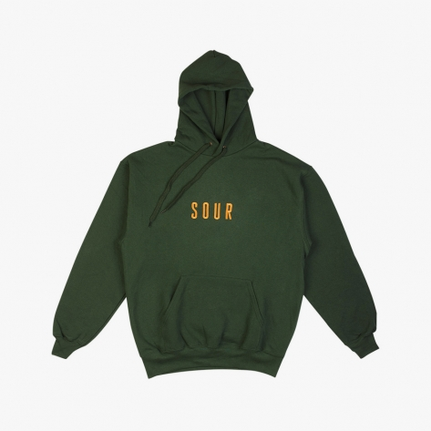 Sour - Sour Army Hood - Bottle Green