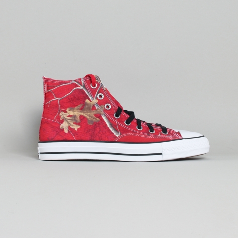 Converse CONS – CTAS Pro Hi x Realtree – Red