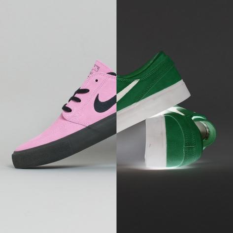Nike – Janoski RM Inverted – Pink Black – 602