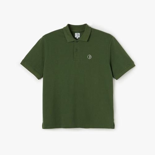 Polar - Pique Shirt - Hunter Green