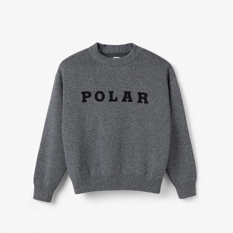 Polar - Polar Knit Sweater - Black