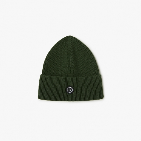 Polar - Dry Cotton Beanie  - Hunter Green