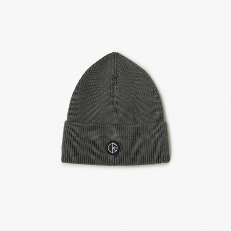 Polar - Dry Cotton Beanie  - Graphite
