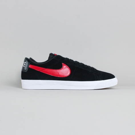 Nike – Blazer Low GT – Black / University Red –...