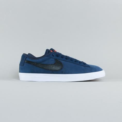 Nike – Blazer Low ISO – Midnight Navy – 400
