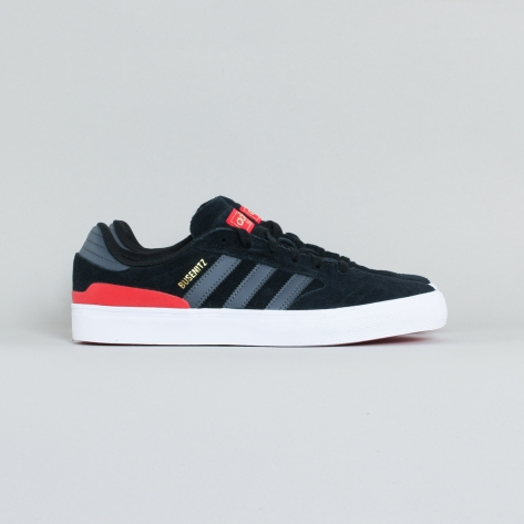 Adidas – Busenitz Vulc II – Black / Red
