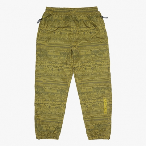 Fucking Awesome - Stacked Track Pant - Brown