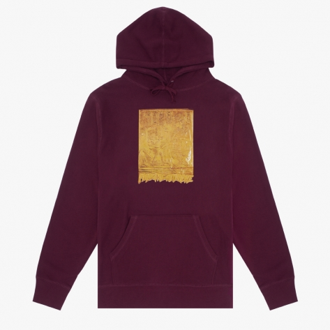 Fucking Awesome - Gold Hieroglyphic Hoodie -...