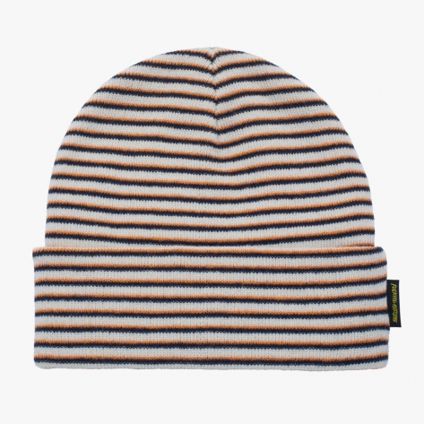 Fucking Awesome - Striped Cuff Beanie -...