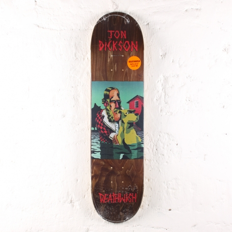 Deathwish – Jon Dickson The Pond