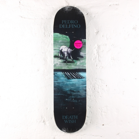 Deathwish – Pedro Delfino With Dog