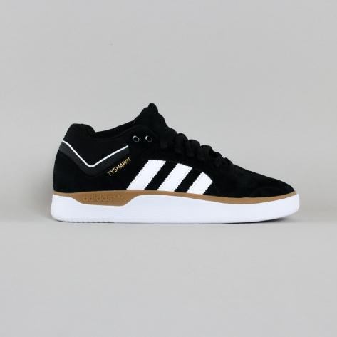 Adidas – Tyshawn – Black / White